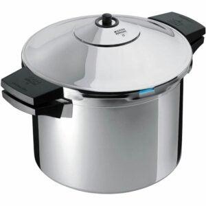 The Best Stovetop Pressure Cooker Option: Kuhn Rikon DUROMATIC Pressure Cooker