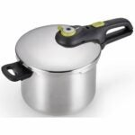The Best Stovetop Pressure Cooker Option: T-fal Pressure Cooker, Stainless Steel Cookware