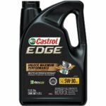 The Best Synthetic Oil Option: Castrol 03084C Edge 5W-30 Advanced Full Synthetic