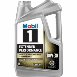 The Best Synthetic Oil Option: Mobil 1 Extended Performance Full Synthetic Motor Oil