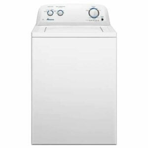 The Best Top Loading Washing Machine Option: Amana 3.5-cu ft Top-Load Washer NTW4516FW