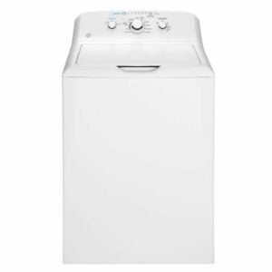 The Best Top Loading Washing Machine Option: GE 4.2 cu. ft. Top Load Washing Machine GTW335ASNWW