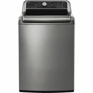 The Best Top Loading Washing Machine Option: LG Electronics TurboWash 3D Top-Load Washer WT7300CV