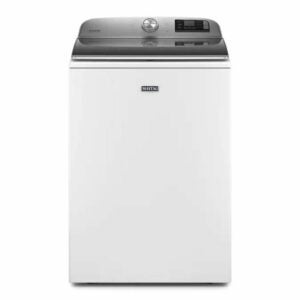 The Best Top Loading Washing Machine Option: Maytag 5.3-cu ft Smart Top-Load Washer MVW7232HW