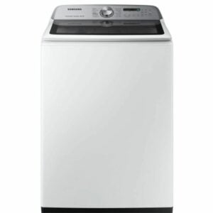 The Best Top Loading Washing Machine Option: Samsung High-Efficiency Top Load Washer WA50R5400AW