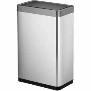 The Best Touchless Trash Can Option: EKO Mirage X 80 Liter / 21.1 Gallons Motion Sensor