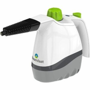 The Best Upholstery Steam Cleaner Option: Steamfast SF-210 Steam Cleaner with 6 Accessories