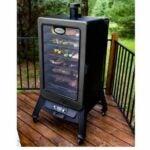 The Best Vertical Pellet Smoker Option: Louisiana Grills Vertical Pellet Smoker