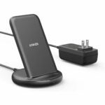 The Best Wireless Chargers Option: Anker Wireless Charger with Power Adapter