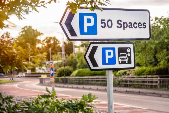 This is How the Pandemic has Changed What Renters Really Want Parking Space