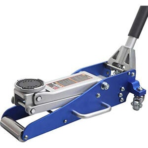 Best Aluminum Floor Jack Options: BIG RED T815016L Torin Hydraulic