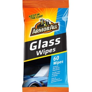 Best Auto Glass Cleaner Options: Armor All Car Interior Cleaner Glass Wipes