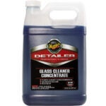 Best Auto Glass Cleaner Options: Meguiar's Glass Cleaner Concentrate