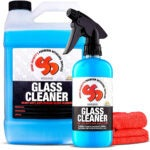 Best Auto Glass Cleaner Options: Shine Society vIS Glass and Window Cleaner