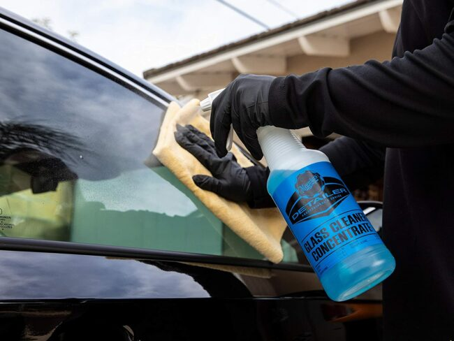 Best Auto Glass Cleaner Options