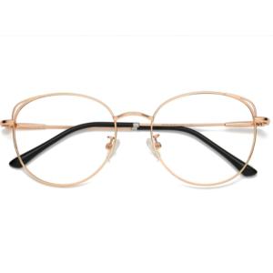 Best Blue Light Glasses Option: SOJOS Cat Eye Blue Light Blocking Glasses