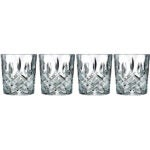Best Cocktail Glasses Options: Marquis by Waterford Markham Double Old Fashioned Glasses