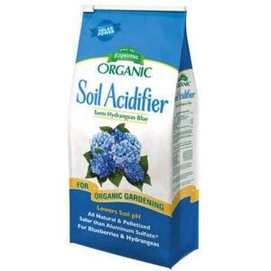Best Fertilizer for Hydrangeas Options: Espoma GSUL6 Soil Acidifier