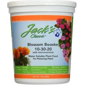 Best Fertilizer for Hydrangeas Options: J R Peters Inc 51024 Jacks Classic