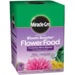 Best Fertilizer for Hydrangeas Options: Miracle-Gro Water Soluble Bloom Booster Flower Food