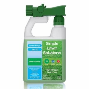 The Best Fertilizer For St Augustine Grass Option: Simple Lawn Solutions Commercial Grade Lawn Energizer