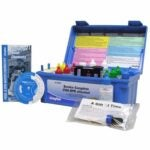 The Best Pool Test Kit Option: Taylor Service Complete Pool Water Test Kit