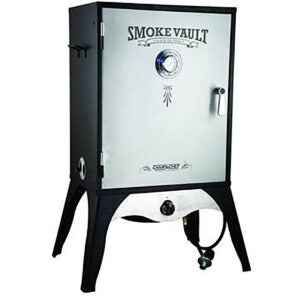 """Best Propane Smoker Options: Camp Chef Smoke Vault 24"""""""