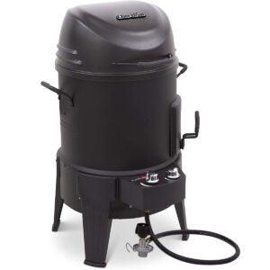 Best Propane Smoker Option: Char-Broil The Big Easy TRU-Infrared Smoker