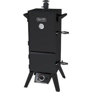"Best Propane Smoker Option: Dyna-Glo DGY784BDP 36"" Vertical Gas Smoker"