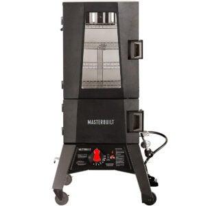 "Best Propane Smoker Option: Masterbuilt MB20050716 Mps 330g Propane Smoker, 30"""