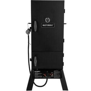 "Best Propane Smoker Option: Masterbuilt MPS 230S Propane Smoker, 30"""