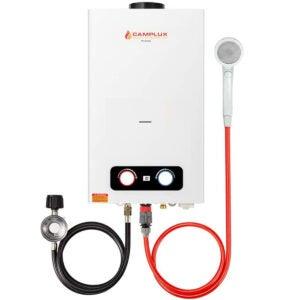最佳丙烷罐式热水器选项:凸轮轴2.64 GPM罐式丙烷热水器