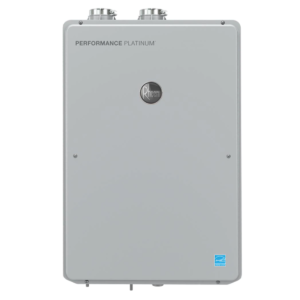 Best Propane Tankless Water Heater Options Rheem Performance Platinum 9-5 GPM