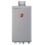 最好的丙烷无罐热水器选择:Rheem性能加上7-0 GPM