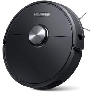 Best Robot Vacuum for Carpet Option: Roborock S6 Robot Vacuum, Cleaner and Mop