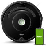 Best Robot Vacuum for Carpet Option: iRobot Roomba 675 Robot Vacuum-Wi-Fi Connectivity
