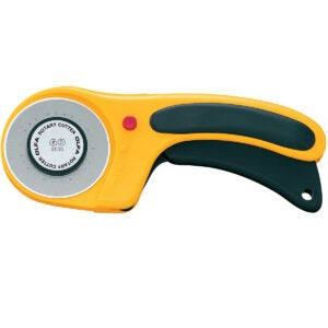 Best Rotary Cutter Options: Olfa Deluxe Rotary Cutter