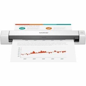 最佳扫描仪选择:兄弟DS-640紧凑型移动文档扫描仪