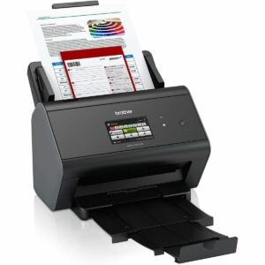 最佳扫描仪选择:兄弟ImageCenter无线文档扫描仪