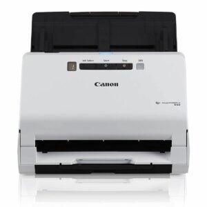 最佳扫描仪选择:佳能ImageFORMULA R40办公文档扫描仪