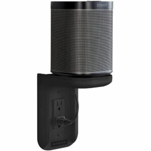 The Best Speaker Wall Mounts Option: Sanus Outlet Shelf