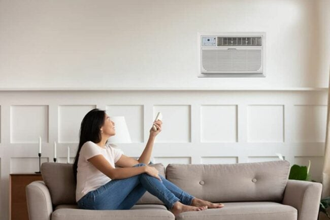 The Best Through the Wall Air Conditioner Options