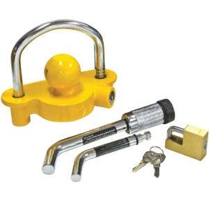 Best Trailer Lock Options: Reese Towpower 7014700 Tow 'N Store Lock Kit