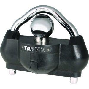 Best Trailer Lock Options: Trimax UMAX100 Premium Universal Dual Purpose Coupler Lock
