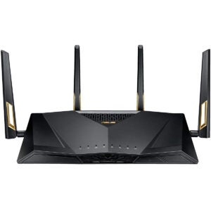 Best Wifi Router for Long Range Option: ASUS AX6000 WiFi 6 Gaming Router (RT-AX88U)