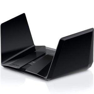 Best Wifi Router for Long Range Option: NETGEAR Nighthawk 12-Stream AX12 Wi-Fi 6 Router (RAX120)
