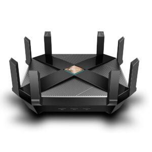 Best Wifi Router for Long Range Option: TP-Link AX6000 WiFi 6 Router(Archer AX6000)