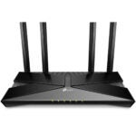 Best Wifi Router for Long Range Option: TP-Link Wifi 6 AX1500 Smart WiFi Router (Archer AX10)