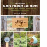 garden projects and crafts book cover