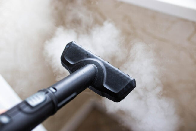The Best Upholstery Steam Cleaner Option